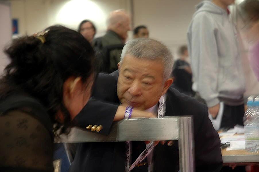 Talking with Wu Bin about Wu Shu