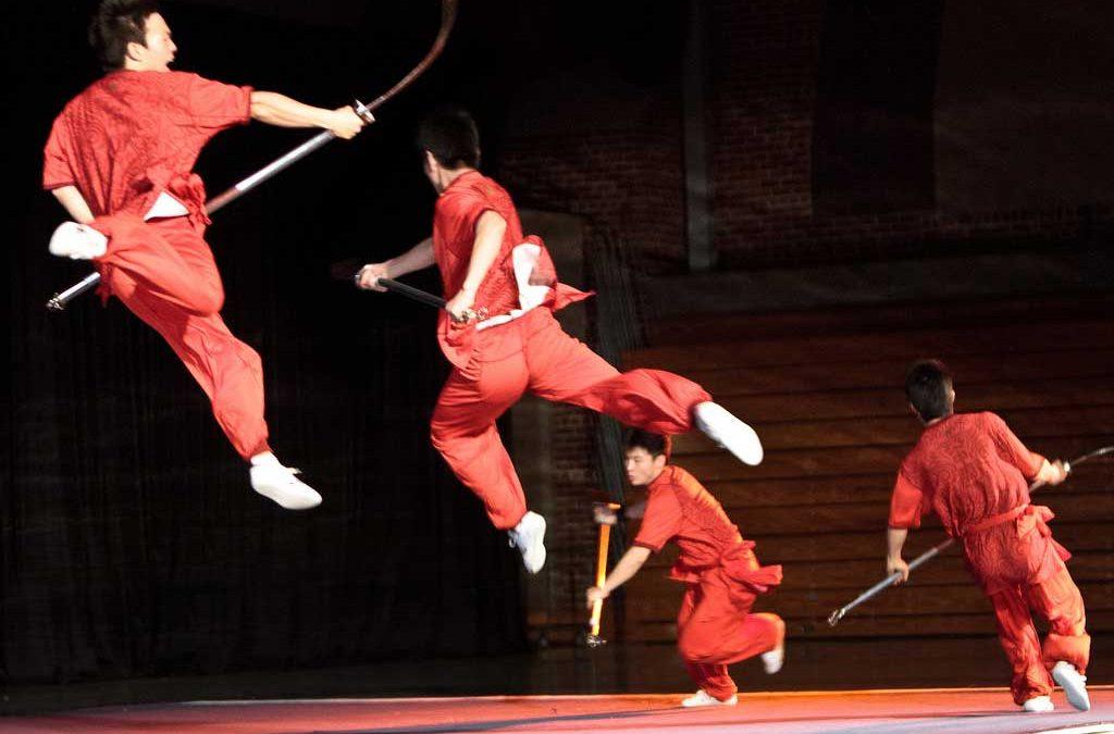 武术巡演 Beijing Wushu