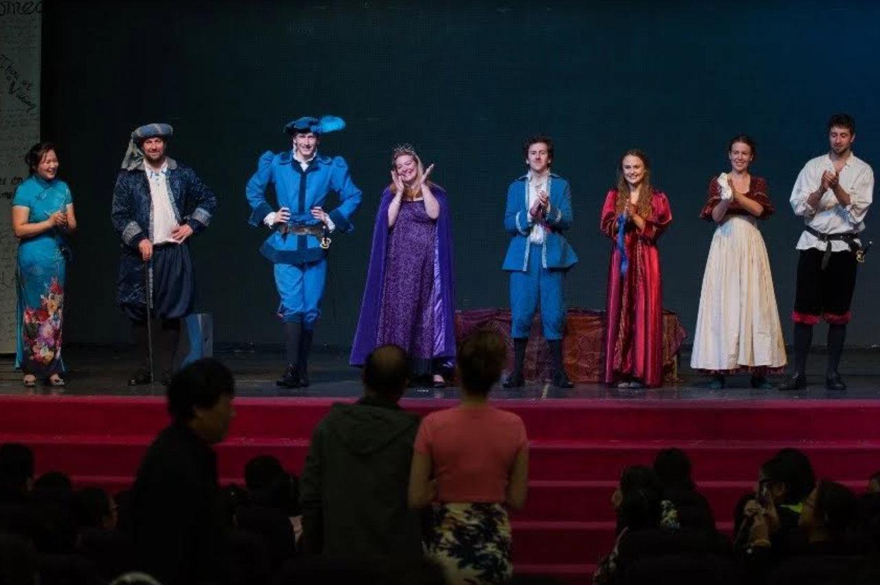 Shakespeare team